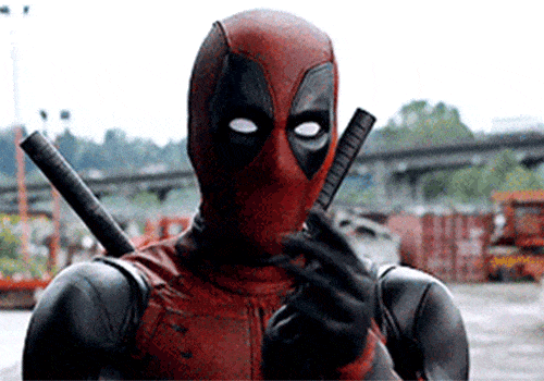 Deadpool is the most pirated movie of 2016. Nice job, guys