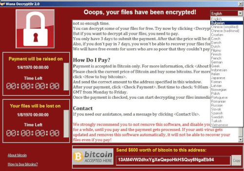 Huge Ransomware Attack Stopped by Accident: What to Do