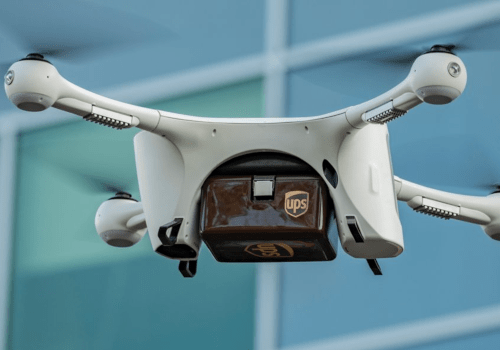 UPS Is Now Using Drones To Deliver Blood To A Hospital