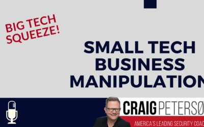 Big Tech Stomps All Over Small Businesses