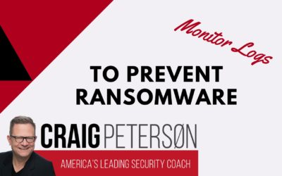 Monitoring Your Logs Can Prevent Business Ransomware Attacks